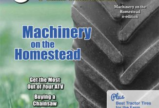 Countryside Machinery on the Homestead e-edition Flip Book