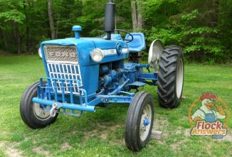How to Maintain a Farm Tractor