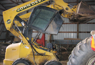 Outsmarting a Deere